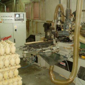 Tokarka wielowrzecionowa. CALPE TH-4 1200 CNC