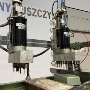 Wiertarka modułowa dwugłowicowa Schleicher