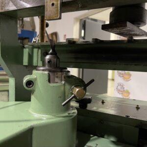 Frezarka do połączeń szuflad OMEC 750