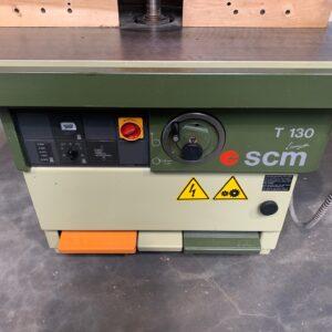 Frezarka dolnowrzecionowa SCM T130 z długim blatem