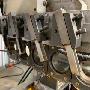 Tokarka wielowrzecionowa. CALPE TH-5 1200 CNC