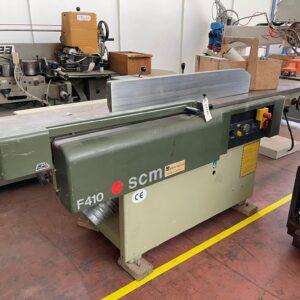 Wyrówniarka SCM F410